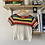 Thumbnail: UO Striped Knit Top