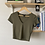 Thumbnail: Green V Neck Top