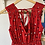 Thumbnail: Madewell Red Floral Dress