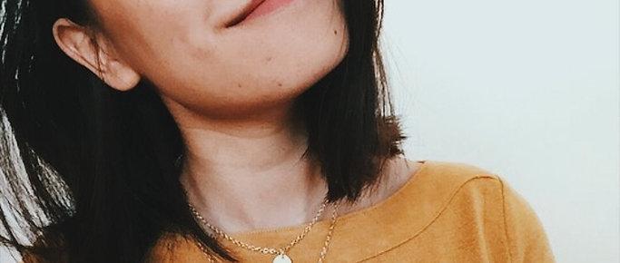 The Half Moon Necklace Set