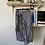 Thumbnail: Nordstrom Gingham BW Wrap Skirt