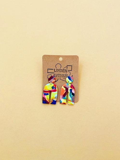 The Zoa Earrings