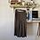 Thumbnail: Greenish grey pleated skirt