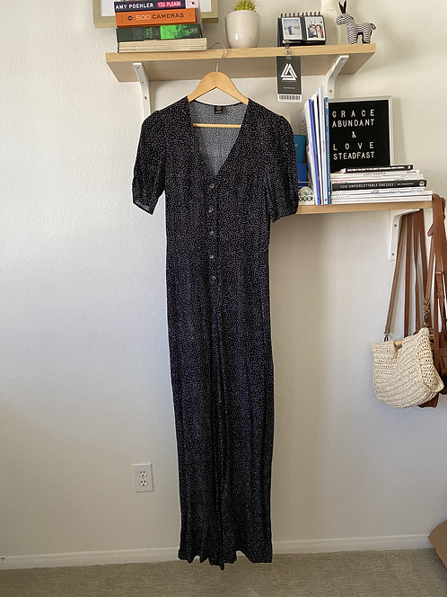 UO Dotted Jumpsuit