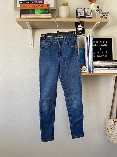 Topshop Jamie jeans W28