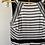 Thumbnail: Vintage Style Grey/White Dress - originally $168