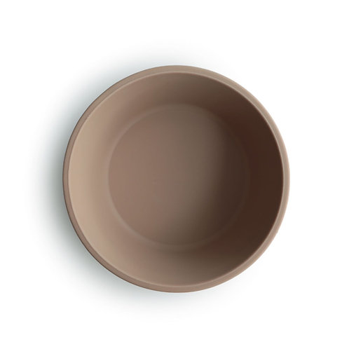 Mushie Silicone Suction Bowl