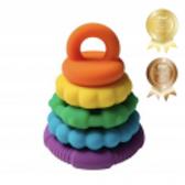 Rainbow Teether Stacker