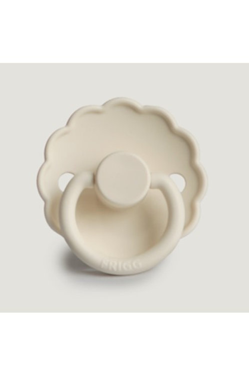 Frigg Pacifier - Daisy Cream