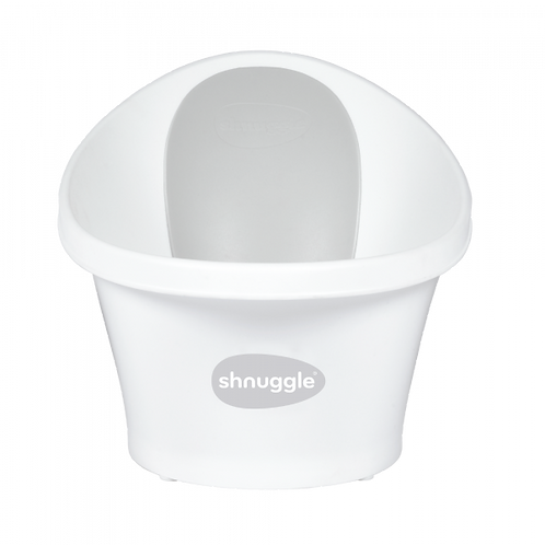 Shnuggle Bath -White/Grey