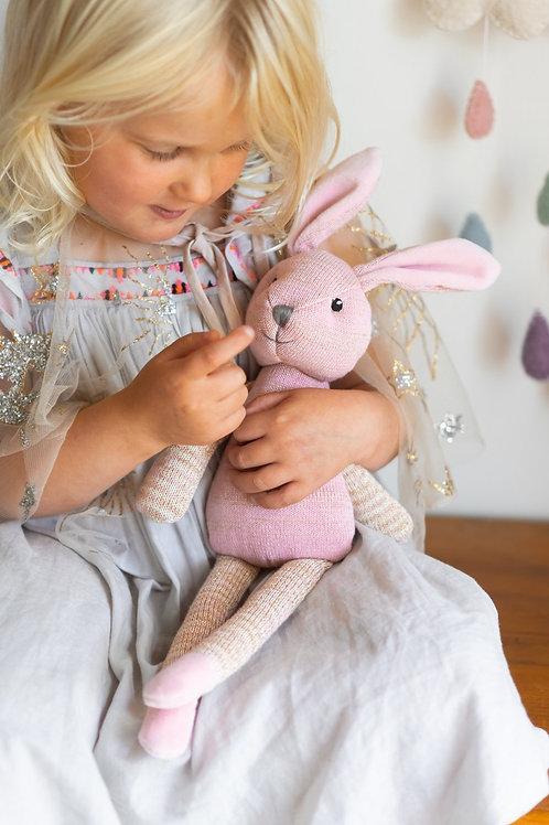 Button the Bunny