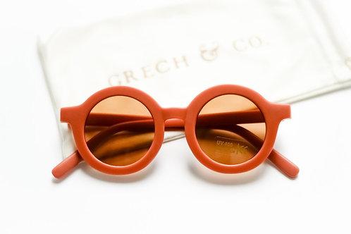 Gretch & Co Sunglasses - Rust