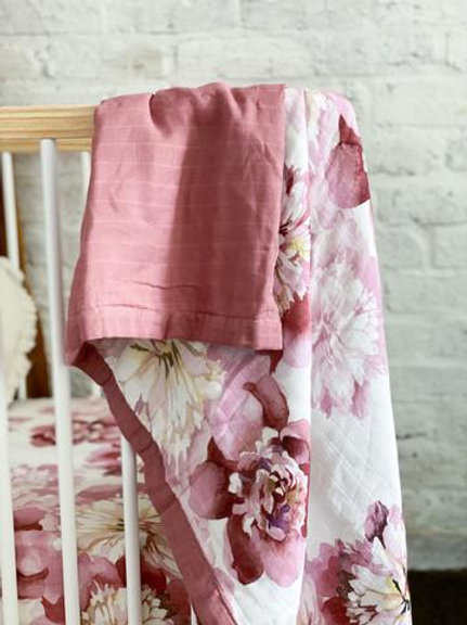 Anthe Reversible Cot Quilt