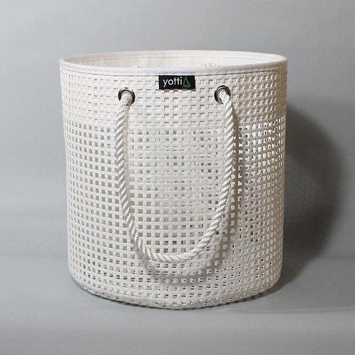 Small Basket 35L - White