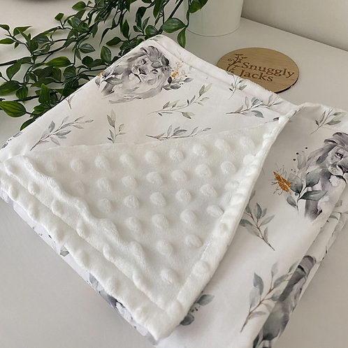 Pride Minky Blanket