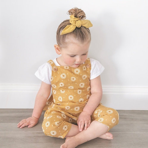 Molly Floral Overall