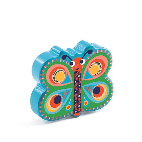 Djeco Animambo Butterfly Maraca
