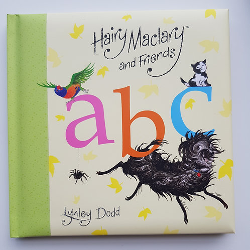 Hairy MacLary and Friends - ABC