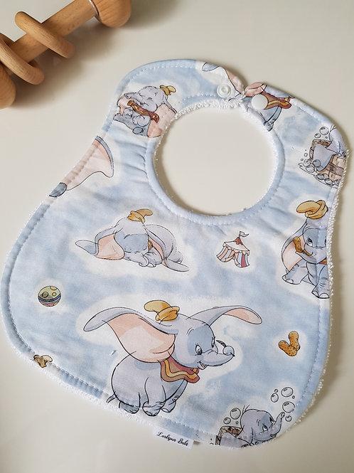 Dumbo Round Bib