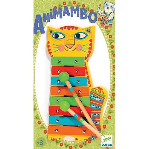 Djeco Animambo Metallophone