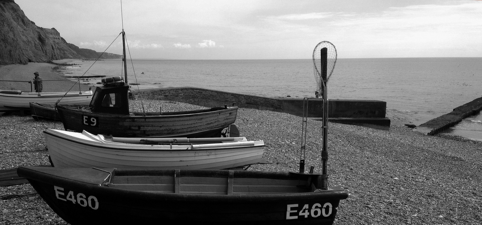 Sidmouth Boats