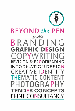 Beyond the Pen Business Card
