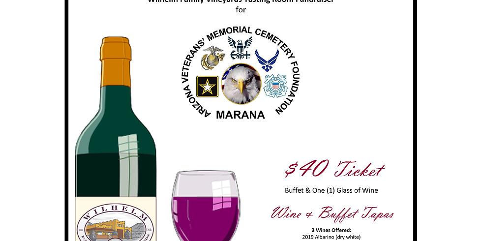 Wine Mixer Fundraiser