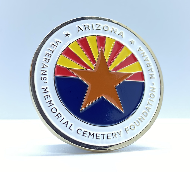 5th Anniversary Challenge Coin