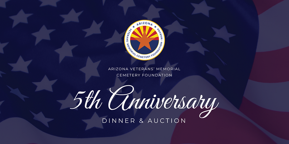 5th Anniversary Dinner & Auction