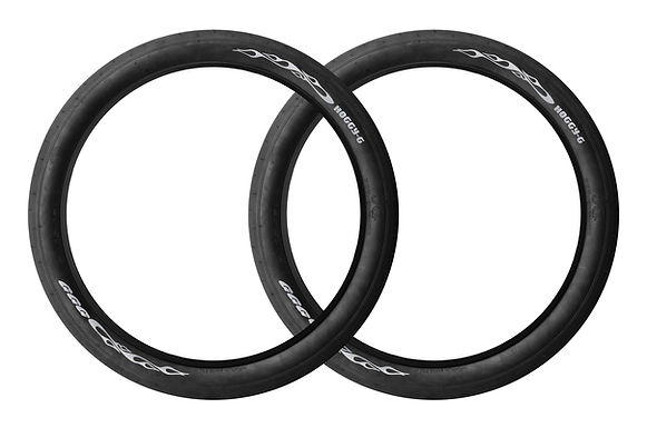 """""""HOGGY-G"""" Bicycle Tires - 24"""" X 3.45"""""""