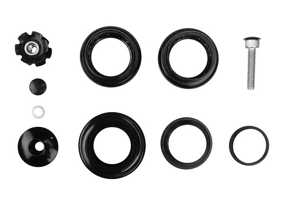 "1"" to 1 1/8"" Threadless Headset Kit"