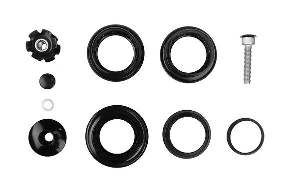 """1"""" to 1 1/8"""" Threadless Headset Kit"""