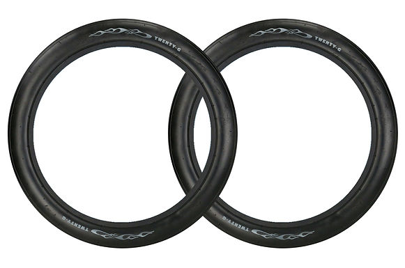 """TWENTY-G"" Bicycle Tires - 20"" X 3.45"""