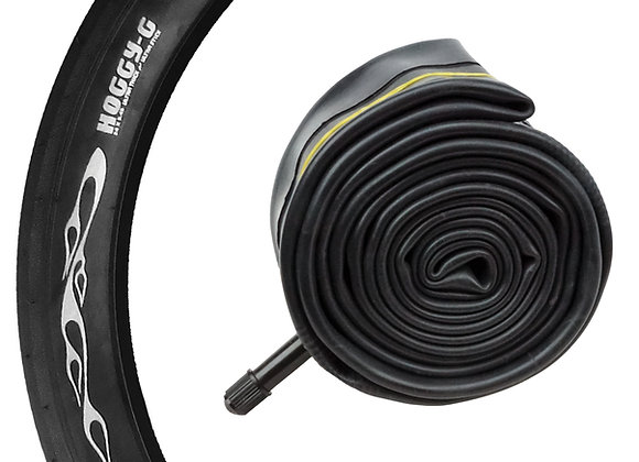 """""""HOGGY-G"""" BICYCLE TIRE TUBES - 24"""" X 2.4""""/2.7"""""""