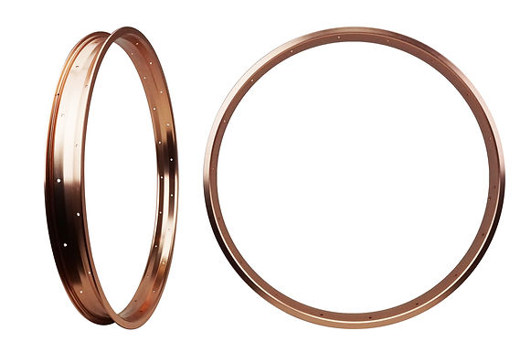 """DLX Rims - Alloy - 26""""x57mm"""