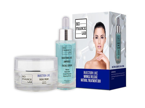 INJECTION-LIKE FACIAL RETAIL SET