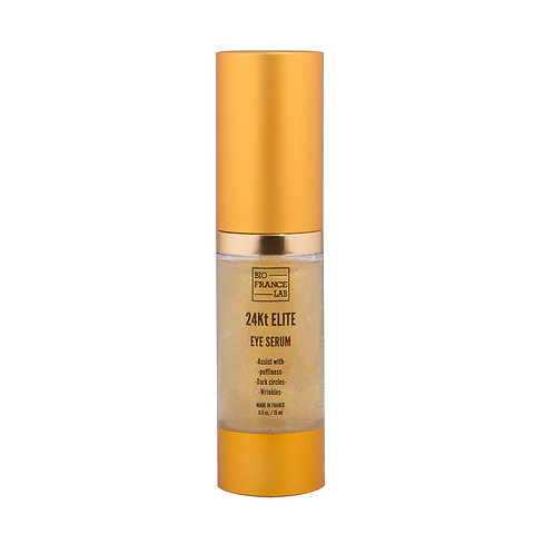 24KT GOLD EYE SERUM