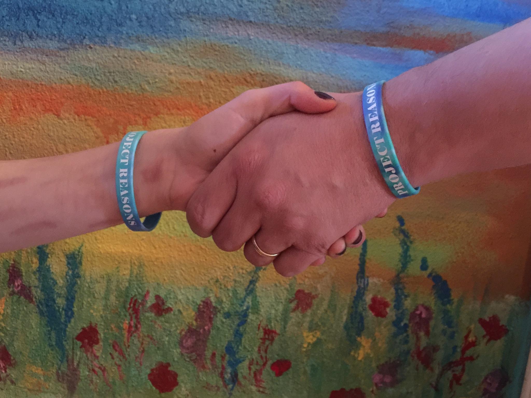 Pledge Bracelets