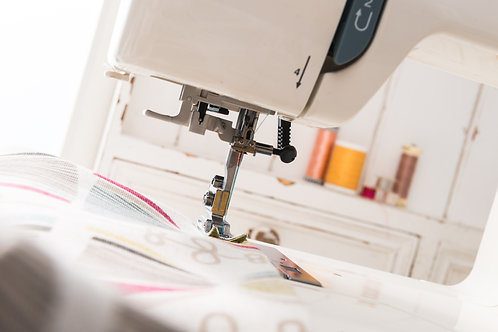 Learn to love your sewing machine