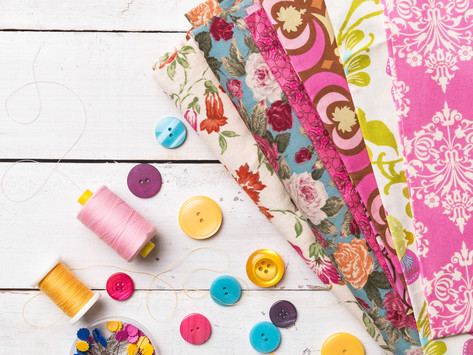 Six reasons to learn to sew