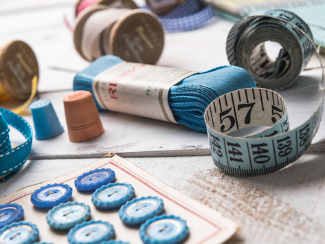 Sewing kit essentials