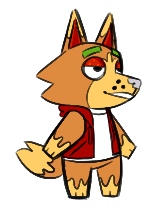 Animal Crossing Villager Design