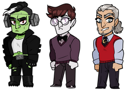 Miniature Monster Adopts