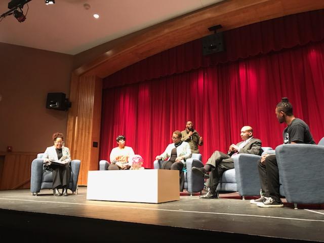 Social Justice and Black Mental Health Panel