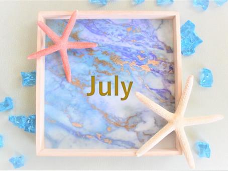 ★7月start★