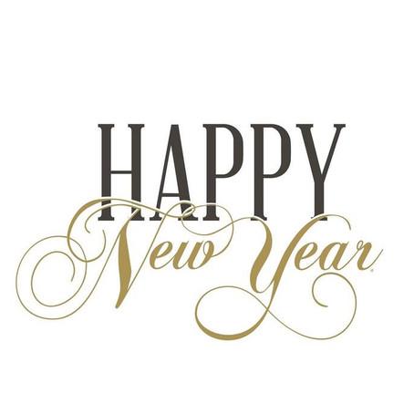 - 新年のご挨拶 -