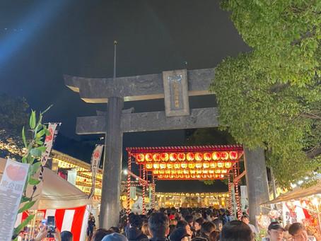 ★商売繁盛のお祭り★