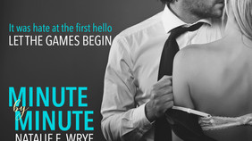 """Review: """"Minute by Minute (Games & Diversions Round 3) by Natalie E. Wrye"""