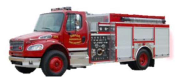 STOCK: Ferrara Freightliner Commercial Pumper