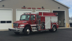 Fort Ann Vol. Fire Co., NY